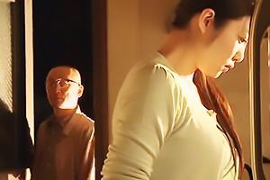 江波りゅう 元上司に迫られてしまう美人な人妻熟女!不倫ちんぽをぶち込まれNTRセックスで完堕ち