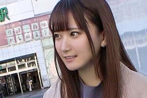 【ナンパTV】リズミカルな騎乗位がエロいアパレル店員の美顔がザーメンに染まる…