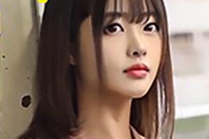 【蜃気楼】【素人】E24ちゃん エロいニットワンピを着た巨乳OLを電車で盗撮!デルタゾーンのパンチラゲット