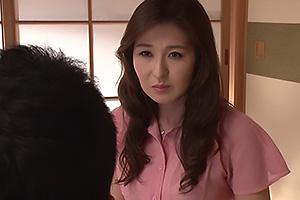 北川礼子 三十路熟女の叔母さんと近親相姦セックス!童貞ちんぽ挿入で筆おろししてもらう