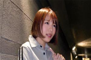 かなちゃん(20) 清楚系の素人娘は隠れビッチの肉食女!勃起ちんぽに大興奮エロ娘にザーメンぶっかけ