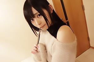 環奈(19) マッチアプリでみつけたアイドル好きな素人娘!メンヘラ女をホテルに連れ込みハメ撮り