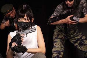 山井すず 女暗殺部隊の美少女が敵に囚われてしまう!拘束されて屈辱的な性的拷問開始