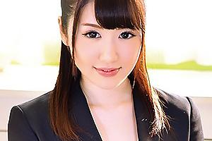 Haruna 広告代理店で働くFカップ巨乳の素人OL!おっぱいを揺らしながら中出しファック