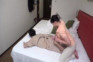 江上(23) Gカップ爆乳のムチムチ素人エステティシャン!巨尻妻がセックスに持ち込まれてしまう