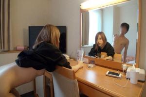 あゆ 大阪で見つけたツンデレヤンキー!ちんぽをイラマチオさせギャルまんこを立ちバック