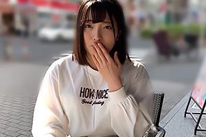 あおい(20) 激カワ素人娘がハメ撮りセックスに恥じらう!四つん這いにしてまんこを手マン