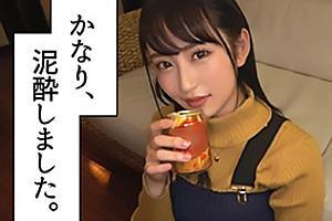 神(23) マッチアプリで見つけたミニマムボディの貧乳素人娘!女子アナ風の激カワ美少女とハメ撮り