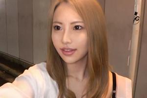 【ナンパTV】日本人離れのムッチリ尻を突き出してガチイキする金髪美女とイチャイチャSEX
