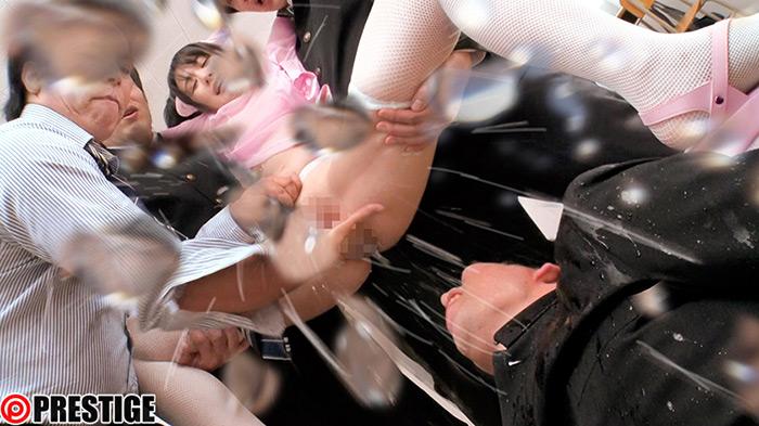 【MGSだけのおまけ映像付き+20分】超!透け透けスケベ学園 CLASS 11 美しい裸身が透き通る、透けフェチ特濃SEX! 唯月優花
