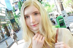 【ナンパTV】神スタイルの金髪白人モデルが激しいSEXに美ボディを震わせてよがり狂う