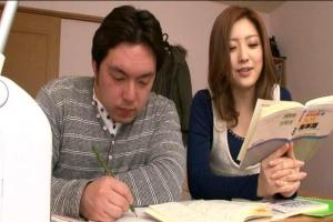 羽田あい 元グラビアアイドルの長身激カワ美女!生徒を誘惑するドスケベ家庭教師とハメパコ