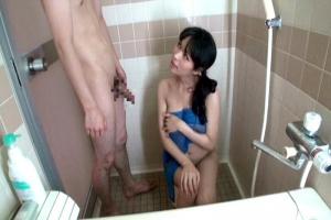 真木今日子 弟の童貞チンポを欲しがる年頃の巨乳姉がお風呂で誘惑の近親相姦洗体プレイ