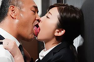 木下凛々子 生活のために社長の性処理をする人妻秘書!熟女まんこにNTRザーメンを中出しされる