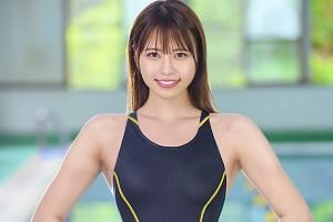 【青木桃 動画】一流競泳選手 青木桃 AV DEBUT 全裸水泳2021【圧倒的4K映像でヌク!】