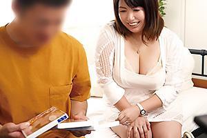 折原ゆかり ムチムチ爆乳のマシュマロボディを持つ熟女!素人宅を訪問して中出しセックス