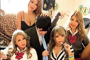 丸山れおな 長谷川夏樹 教師の自宅を乗っ取りヤリ部屋に使ってしまうビッチなギャルJK!