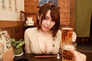 【VR】田中ねね SNSで見つけた爆乳おっぱいの神待ち女!個室居酒屋で肉棒をぶち込む