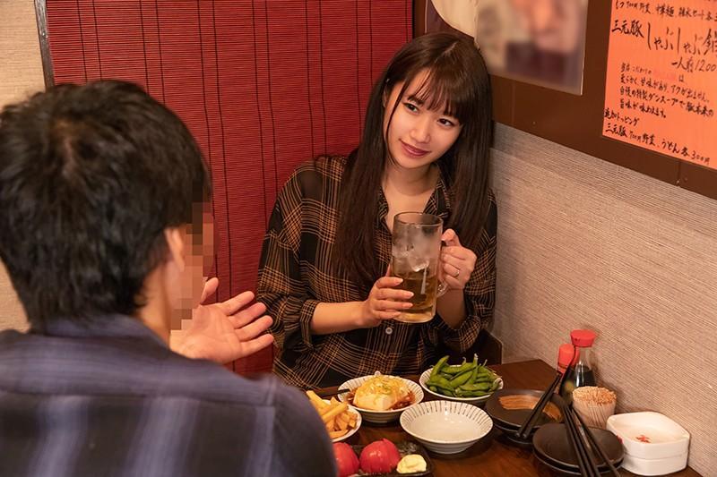 高梨ゆあ 夫に不満を持つFカップ巨乳の人妻をナンパ!浮気ザーメンを中出しされる姿を盗撮