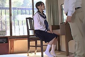 生田みく 低身長ミニマムボディの美少女がAVデビュー!まんぐり返しで思春期まんこをクンニ責め