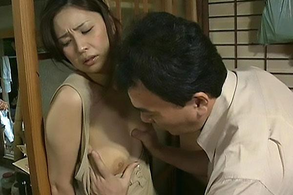【ヘンリー塚本】美熟女妻とねちっこい濃厚ディープキス!びしょ濡れまんこを肉棒で突きまくる